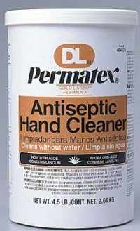 DL® Permatex® Gold Label™ Antiseptic Hand Cleaner (Крем для очистки рук)