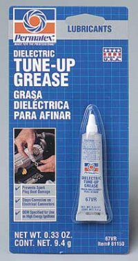 Permatex® Dielectric Tune-Up Grease Диэлектрическая смазка