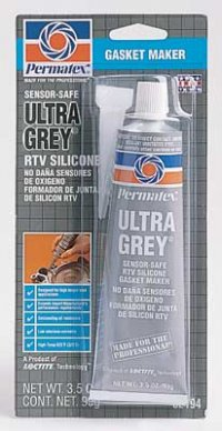 Формирователи прокладок Permatex® Ultra Grey®