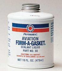 Герметик-прокладка Permatex® Aviation Form-A-Gasket® No.3 Sealant
